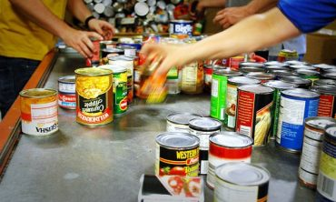 Canned Food Assortment