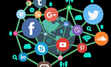Social Media Promoting Help