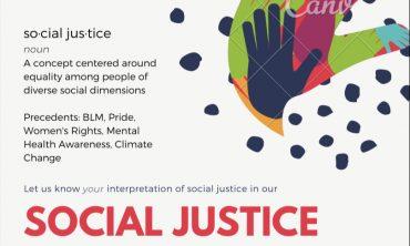 Social Justice Art Contest